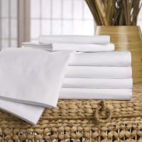 Martex Ultra Touch Microfiber Sheet Stack